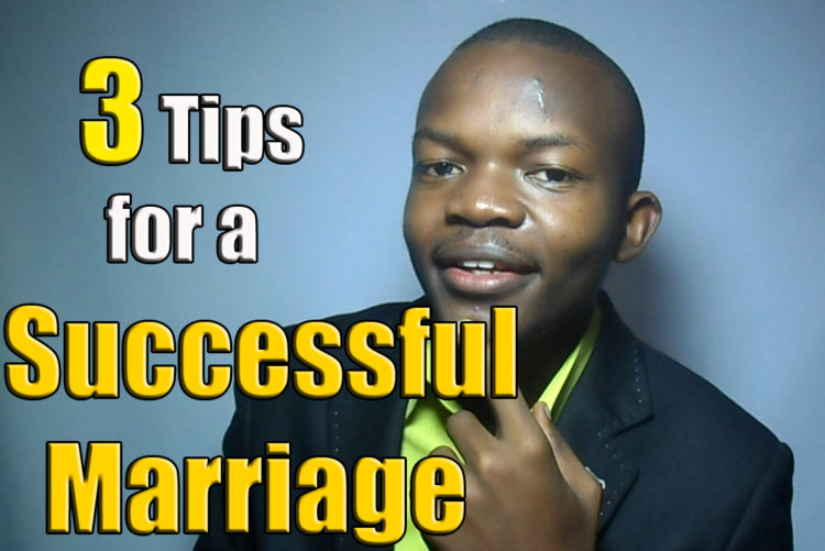 successful marriage and happy home