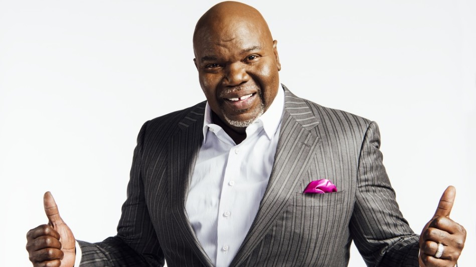 Download Books T D Jakes – Wisdom For Dominion
