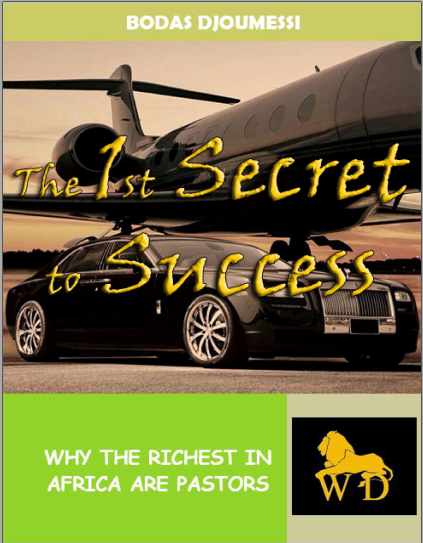 The 1st Secret to Success by Bodas Djoumessi